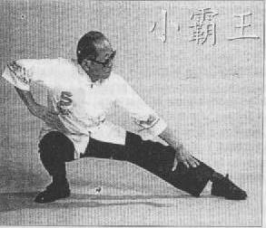 Gran maestro Liu Yun Chiao